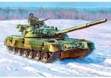 ZVEZDA Russian Main Battle Tank T80UD