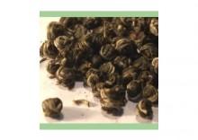 """Herbata Biała: China Jasmine Dragon Phoenix Pearls """"Jaśminowe Smocze Perły"""""""