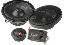 Zestaw głośników samochodowych Kicx 90W