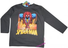 Spiderman bluza brązowa