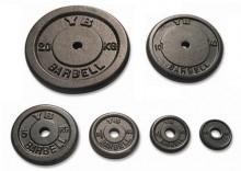 Talerz żeliwny York 20 kg
