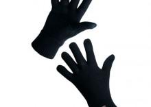 Rękawiczki z membraną termoaktywną Thinsualte - Vintage - Czarny