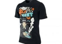 Koszulka Nike Sole Agent TeeMea - black