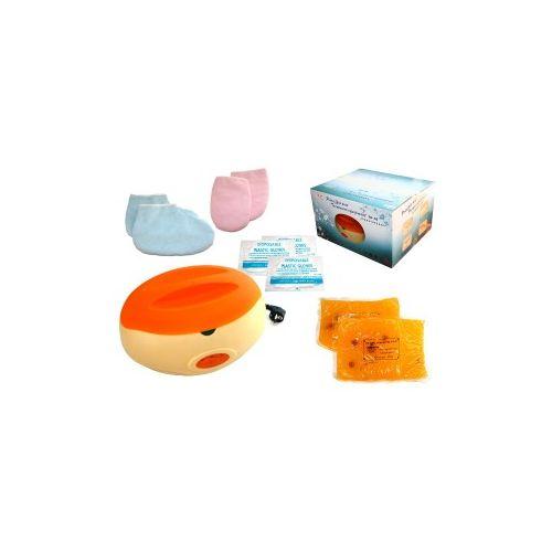 Parafiniarka + aromatyczny wosk + akcesoria