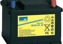 Bateria słoneczna EXIDE Sonnenschein S 12/41, 12 V, 41 Ah - DARMOWA DOSTAWA do 31.10.2012