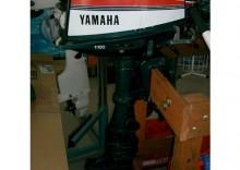 U�ywany silnik 2-suwowy Yamaha 8KM d�uga kolumna �adowanie