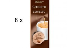 Tchibo Espresso entkoffeiniert 80 kapsułek
