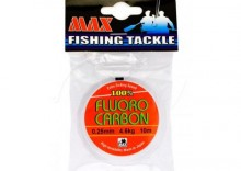 Fluorocarbon przyponowy made in Japan 0,25mm 10m 4,6kg