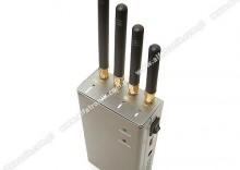 PROFESJONALNY ZAGŁUSZACZ SYGNAŁÓW GSM, GPS i WiFi TG-2000