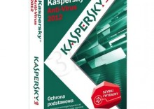 KASPERSKY ANTIVIRUS 2012 PL BOX - 2 STAN/24M Szybko, Bezpiecznie i Profesjonalnie