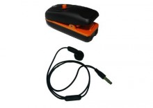 Mini kamera dyktafon podsłuch ukryty w zestawie słuchawkowym