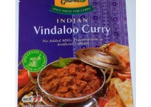 Pasta VINDALOO Curry - 50g