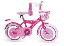 Rower dziecięcy Delta Różyczka 12