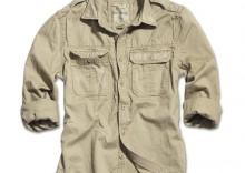 Koszula RAW Vintage - Piasek