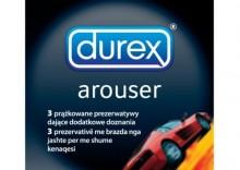 DUREX Arouser prezerwatywy 3 szt