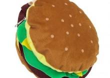 Gembird portfel na 24 CD Cartoon Hamburger