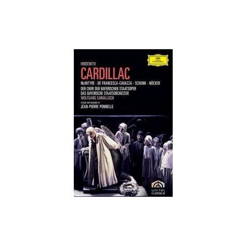 Wolfgang Sawallisch - HINDEMITH:CARDILLAC