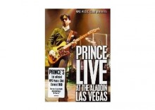 Prince - Live At The Aladdin In Las Vegas