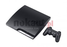 Konsola SONY Playstation 3 Slim 320GB