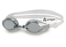 Okulary pływackie lustrzanki MARINER MIRROR srebrne Speedo