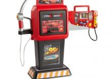Smoby Cars Stacja benzynowa - centrum serwisowe 3 w 1