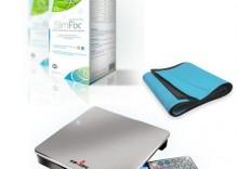 Zestaw Odchudzający - Waga Dietetyczna, Slimfix + Pas