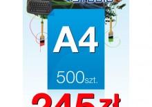 Ulotki A4 - 500 sztuk