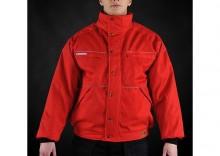 LH-TERBER_C czerwona kurtka pikowana