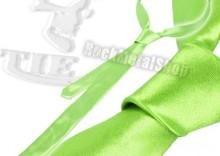 krawat ZIELEŃ NEONOWA [KRAW-041]