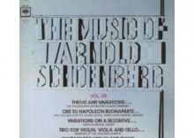 The Music Of Arnold Schoenberg Vol. II