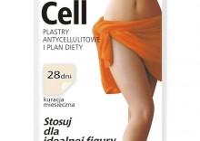 Plastry antycellulitowe Vita Cell / Dostawa w 12h