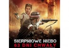 SIERPNIOWE NIEBO. 63 DNI CHWAŁY (DVD)