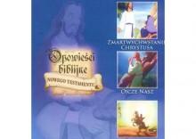 Opowieści biblijne Nowego Testamentu cz.5 - DVD