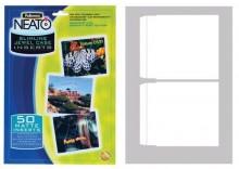 Wkładki matowe do pudełek CD SLIMLINE