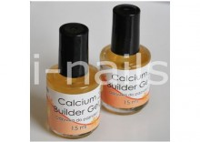 CALCIUM Builder Gel i-nails UTWARDZACZ do paznokci 15ml z kopolimerami akrylu i WAPNEM