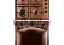 Kuchnia z płytą gaz. NARDI FRX 460 BR+FH 40 AVR