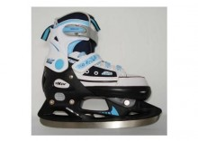 Łyżwy hokejowe regulowane AXER-SPORT Mell