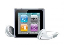 Odtwarzacz APPLE iPod nano 6Gen 16GB