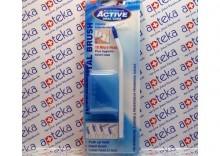 Activ Interdental Szczoteczka do przestrzeni miedzyzebowych oraz 10 głowek Micro 3 mm