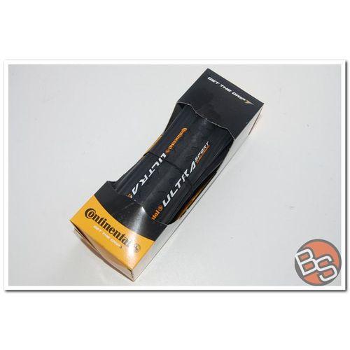 Opona szosowa Continental Ultra Sport 700x23C Kevlar czarna