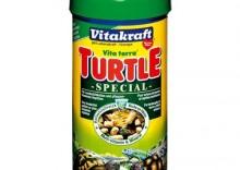 Vitakraft Turtle Special - pokarm granulowany dla żółwi lądowych