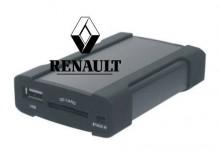 Zmieniarka SD/USB do aut marki RENAULT