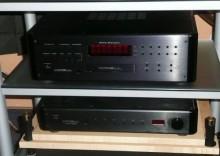 Zestaw Krell Otwarzacz SACD wersja 2+wzmacniacz KAV 400xi
