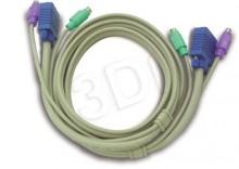PLANET KABEL 3.0m dla KVM-400/800/1600 Szybko, Bezpiecznie i Profesjonalnie