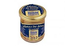 Filety z tuńczyka w sosie własnym, 150g
