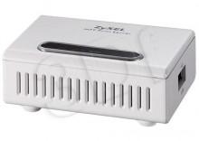 ZyXELPrintserver 1xLAN 10/100Mbps, 1xUSB 2.0, obsługa drukarek Multi-Function, 185 ró