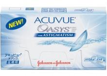 Soczewki kontaktowe Johnson & Johnson Acuvue Oasys for astigmatism, 6 szt