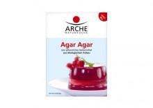Galaretka do ciast i tortów z agaru BIO - 30g - Arche