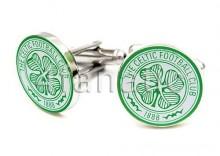 spinki do mankietów Celtic Glasgow
