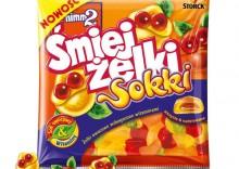 Żelki nimm2 śmiejżelki sokki owocowe/90g